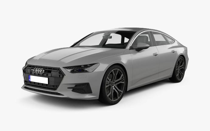 Audi A7 Sportback - vorne