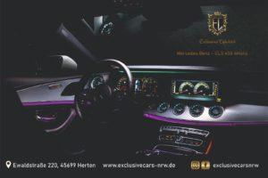 New Fahrzeug CLS 450