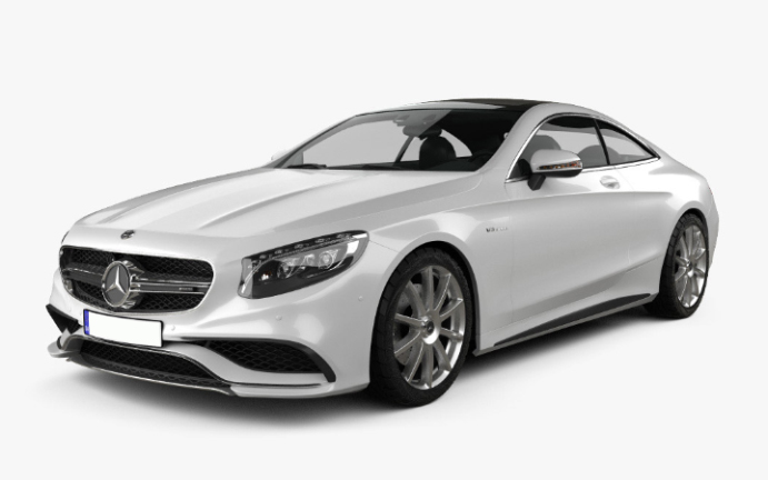 Mercedes S-Coupe AMG